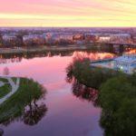 Город Тверь в России