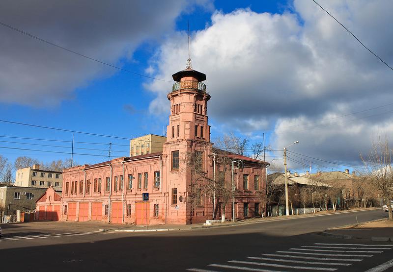 Музей милиции в Чите