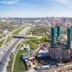 Уфа -столица Башкирии