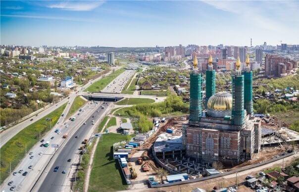 Уфа – башкирская столица с русской душой