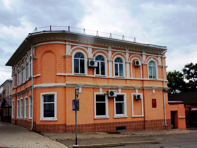 Темрюк, Археологический музей