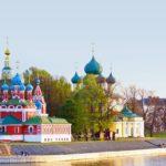 Город Углич в Ярославской области