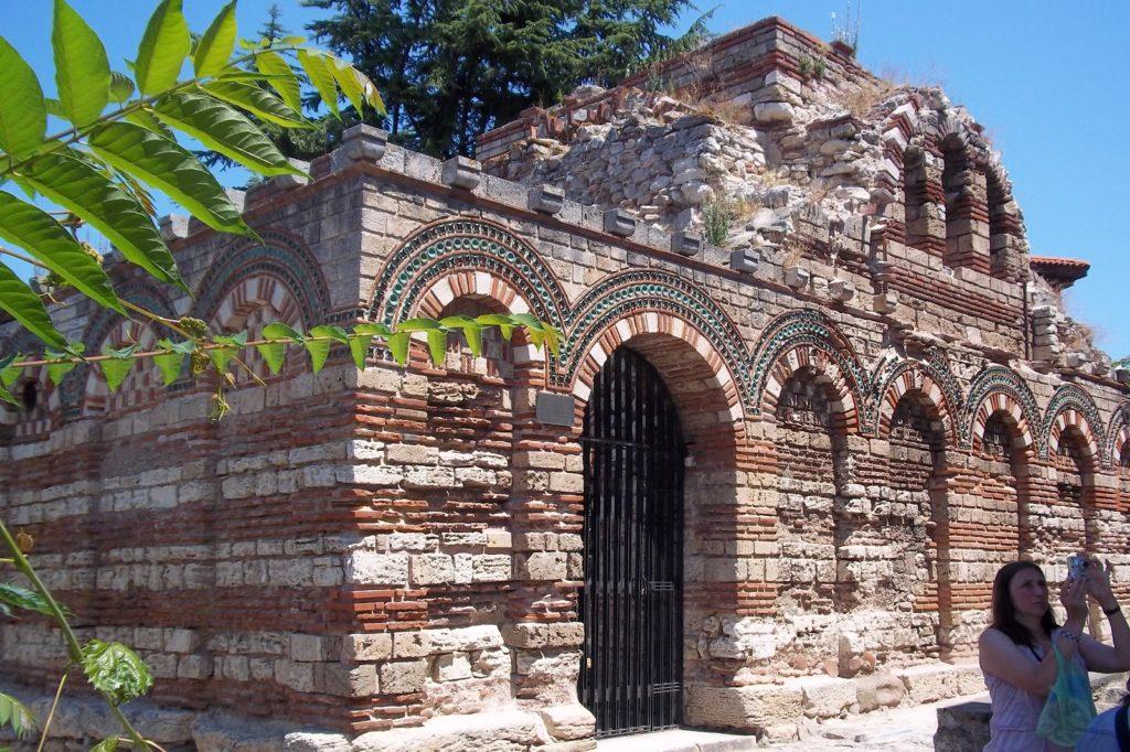 Несебр, Церковь Св. архангелов Михаила и Гавриила