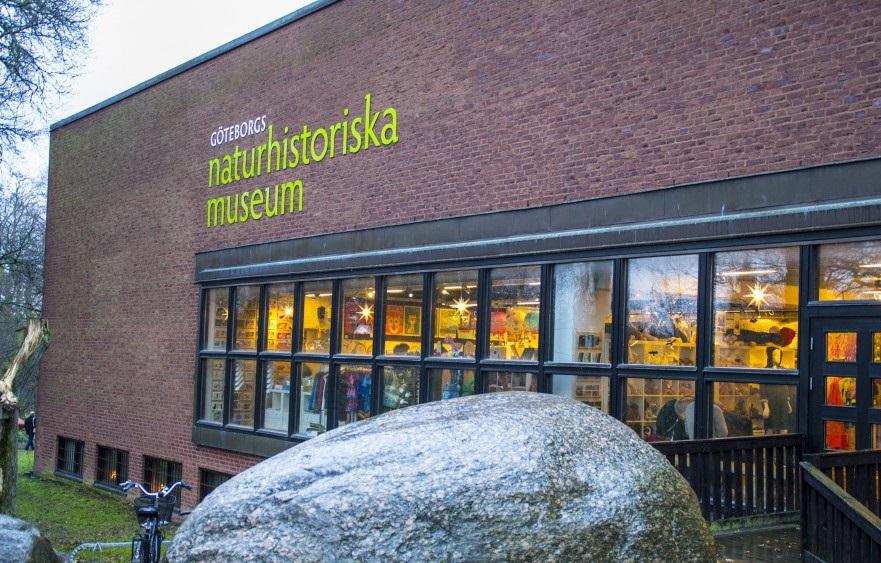 Музей естественной истории в Гетеборге