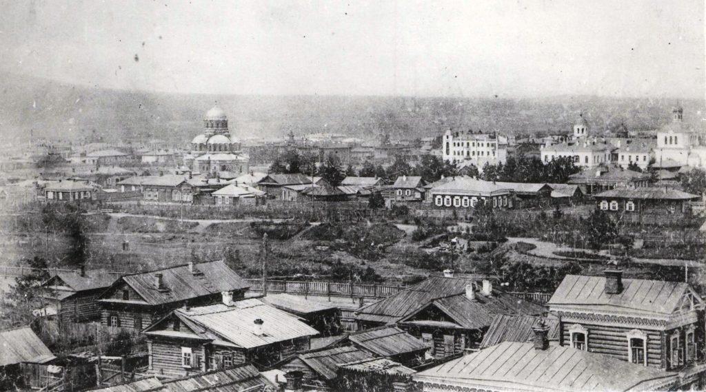 Историческая Чита