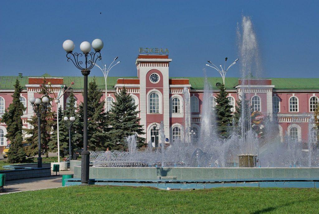 Тамбовский железнодорожный вокзал