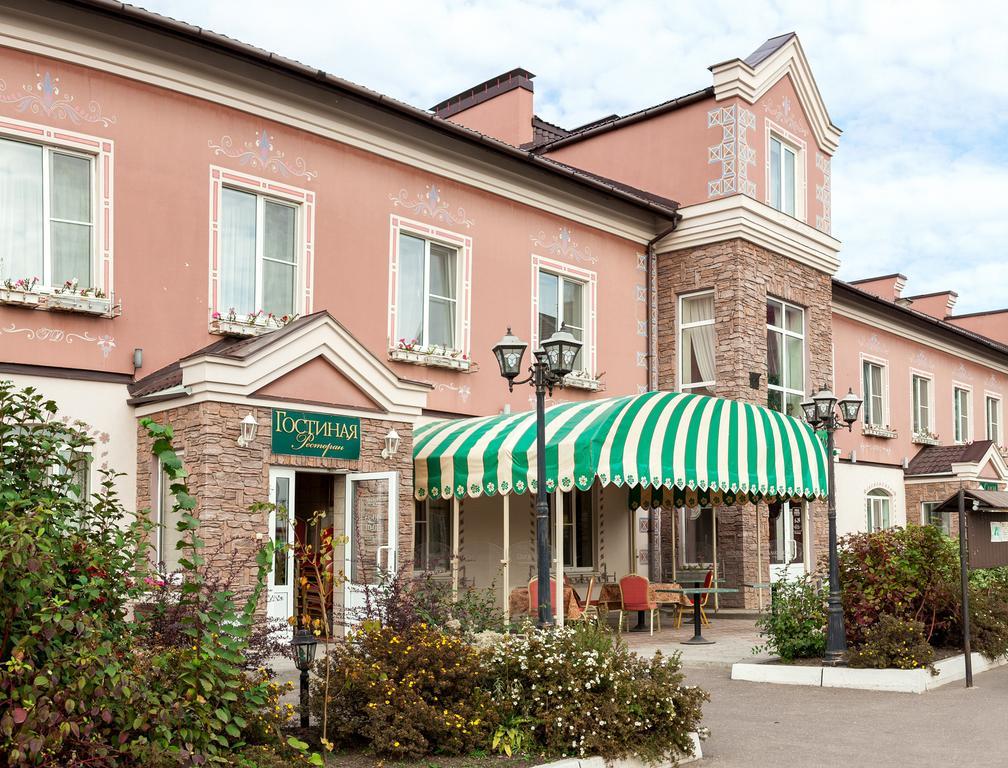 Спа-отель «Староямская» в Торжке
