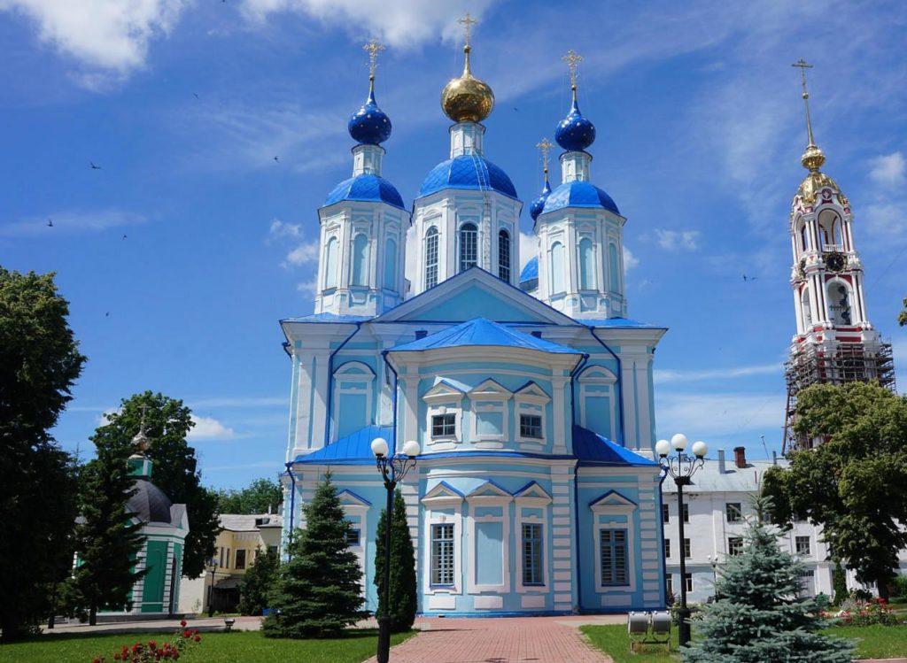 Казанская церковь Тамбова