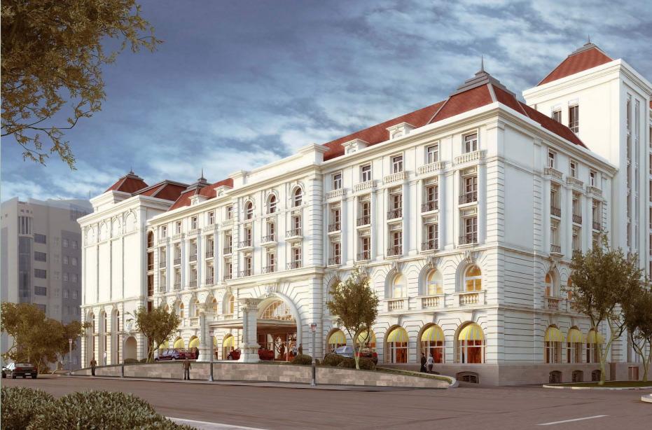 """Отель """"Hilton Garden Inn"""" в Ульяновске"""