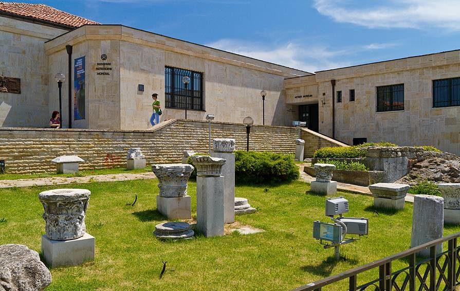 Несбер, Археологический музей