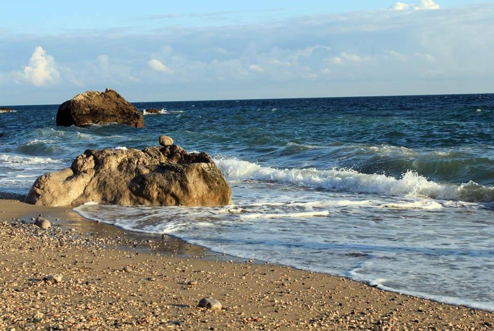 Пляжи Фороса, Крым