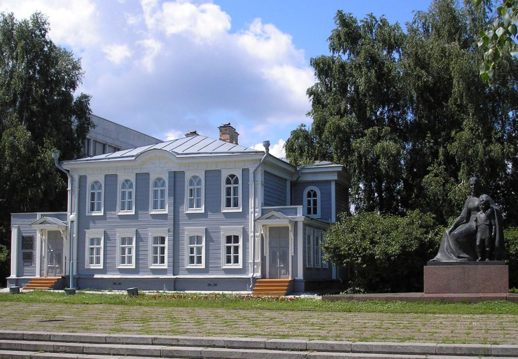 Дом-музей Ульяновых, Ленинский мемориал, Ульяновск