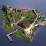 Город Шлиссельбург в Ленинградской области