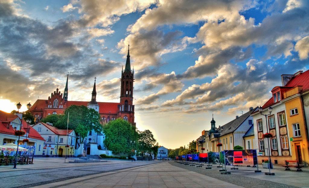 Что посмотреть в Белостоке, кроме рынков и магазинов
