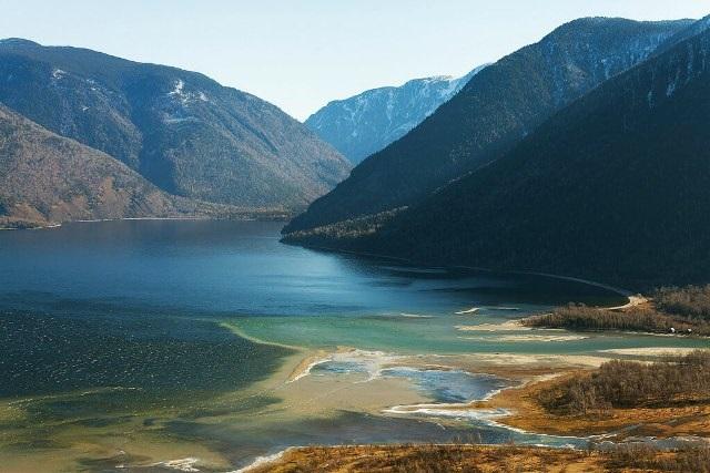 Природа Телецкого озера