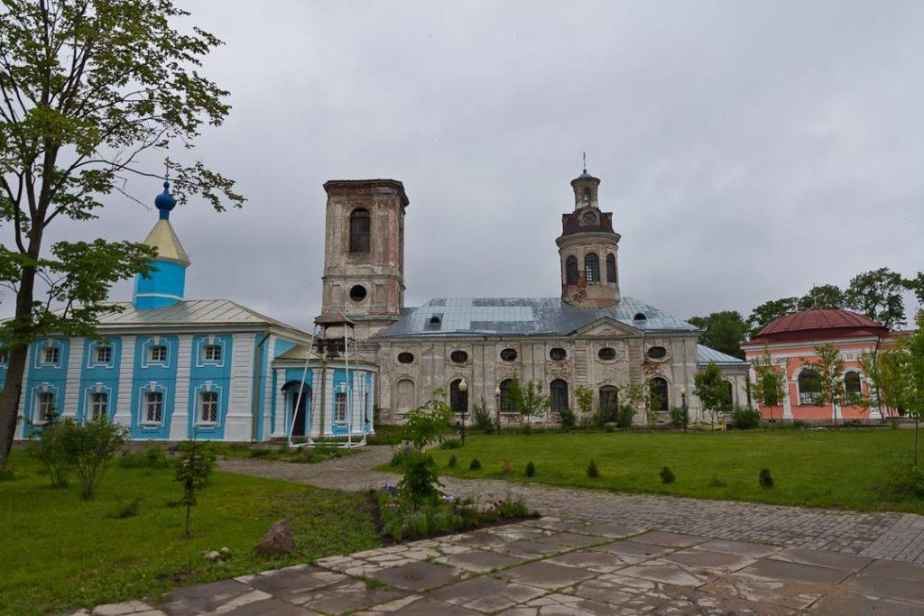 Соборный комплекс Красной площади Шлиссельбурга