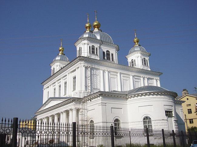 Ярославль, Собор Казанской иконы Божией Матери