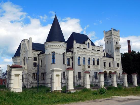 Ярославль, Замок Понизовкина