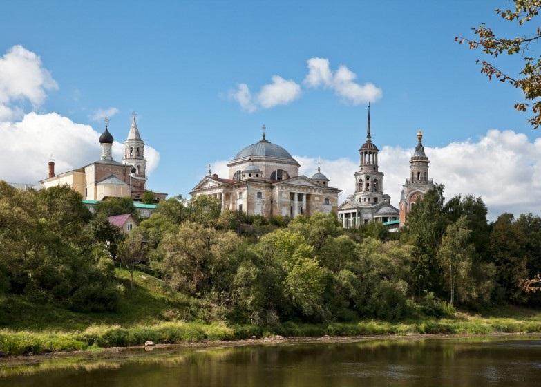 Новоторжский Борисоглебский монастырь, г. Торжок