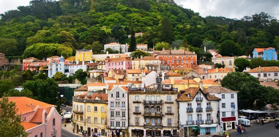 Синтра – яркая жемчужина португальской Ривьеры
