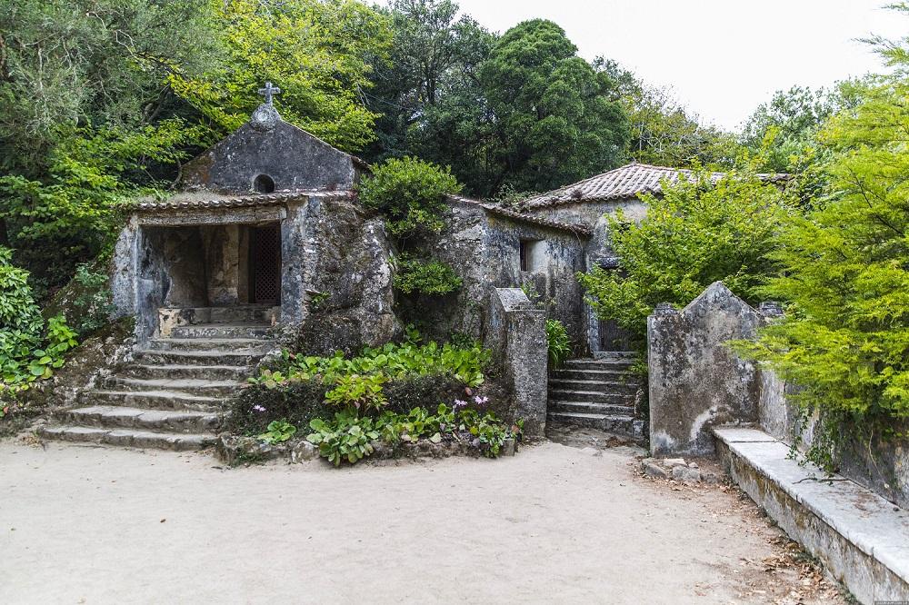 Монастырь капуцинов близ Синтры