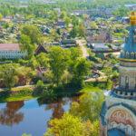Город Торжок в Тверской области