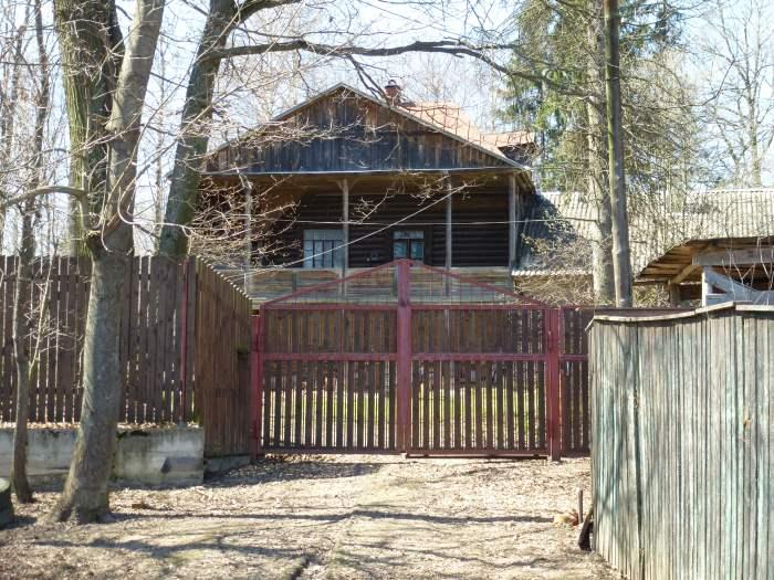 Дом В.А. Ватагина в Тарусе