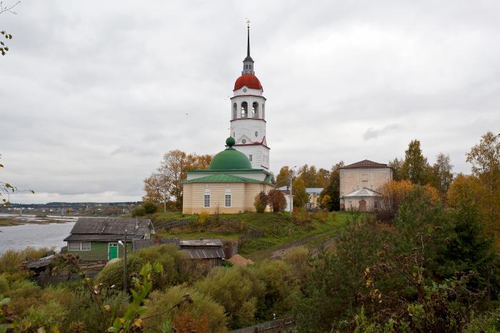 Церковь Успения Пресвятой Богородицы в Тотьме