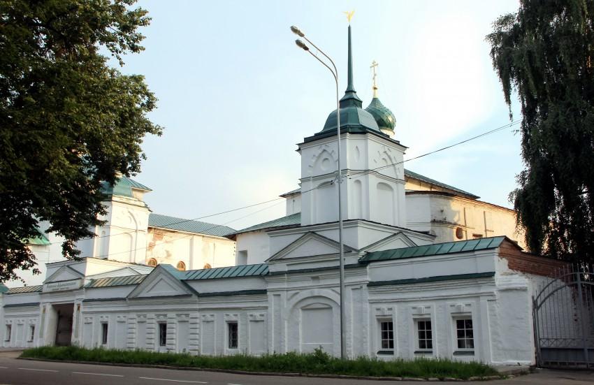 Ярославль, Кирилло-Афанасьевский монастырь
