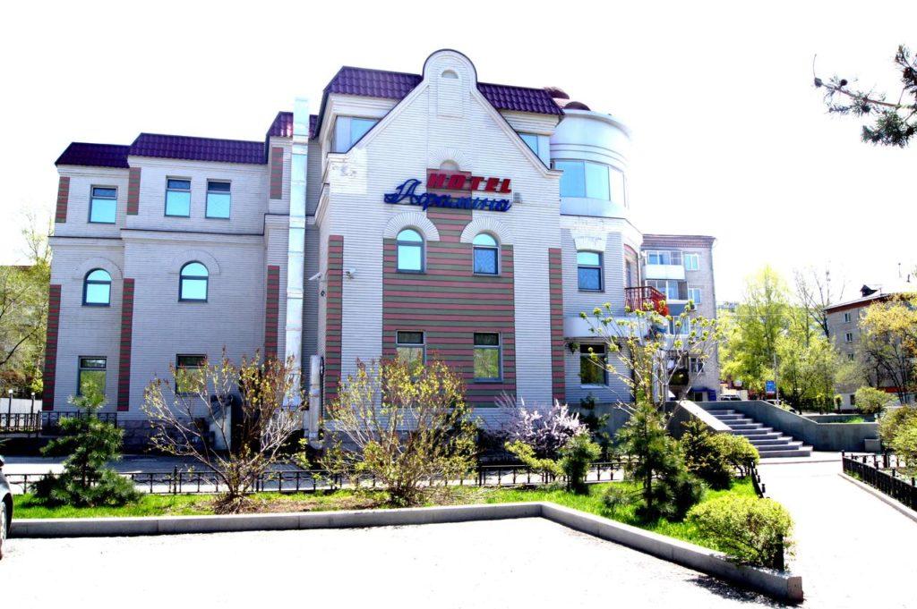 """Отель """"Афалина"""" в Хабаровске"""
