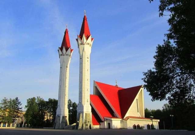 Мечеть «Ляля-Тюльпан» в Уфе