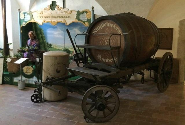 Франконский музей пивоварения в Бамберге