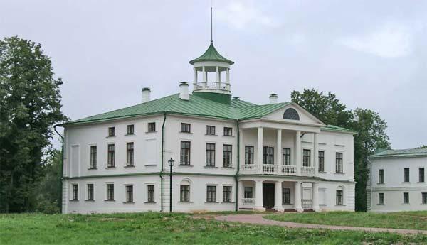 Мемориальный музей-усадьба Некрасова в Карабихе