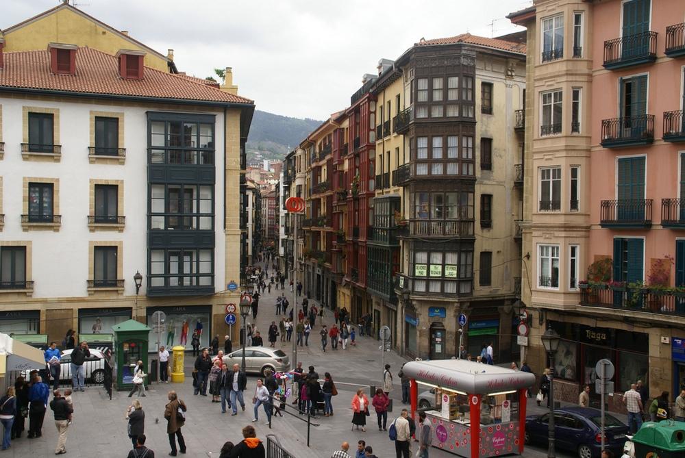 Район Каско Вьехо (Старый город), Бильбао