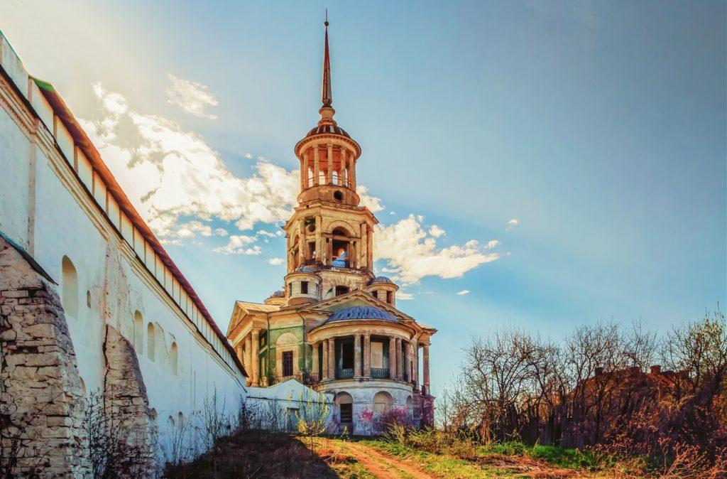 Церковь Спаса Нерукотворного Образа в Торжке