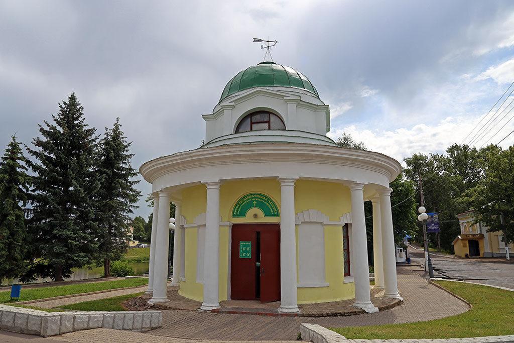 Часовня Воздвижения Честного Креста в Торжке