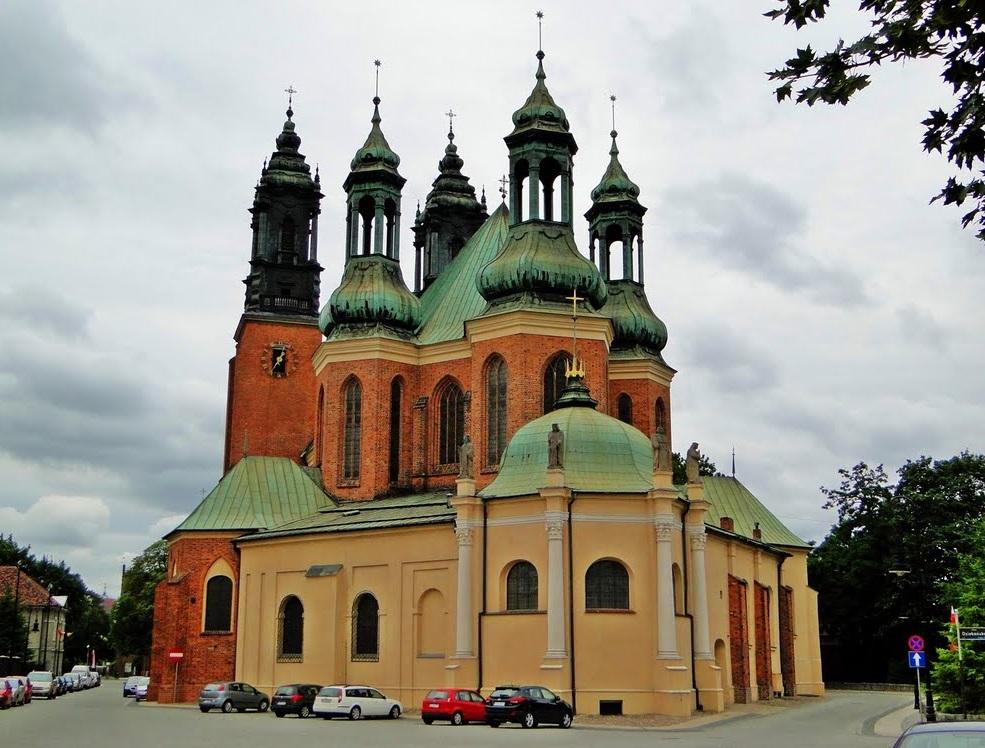 Базилика Петра и Павла в Познани
