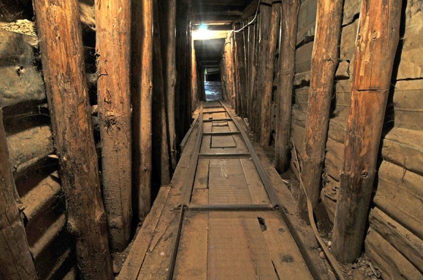 Военные туннели Сараева