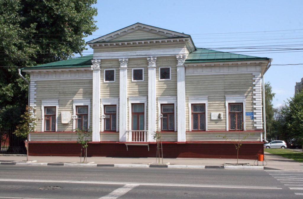 Дом-музей Чичерина в Тамбове