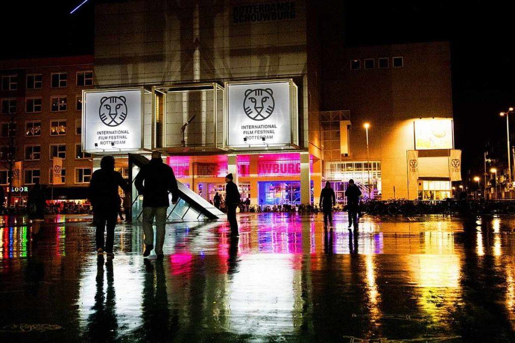 Фестиваль альтернативного кино в Роттердаме