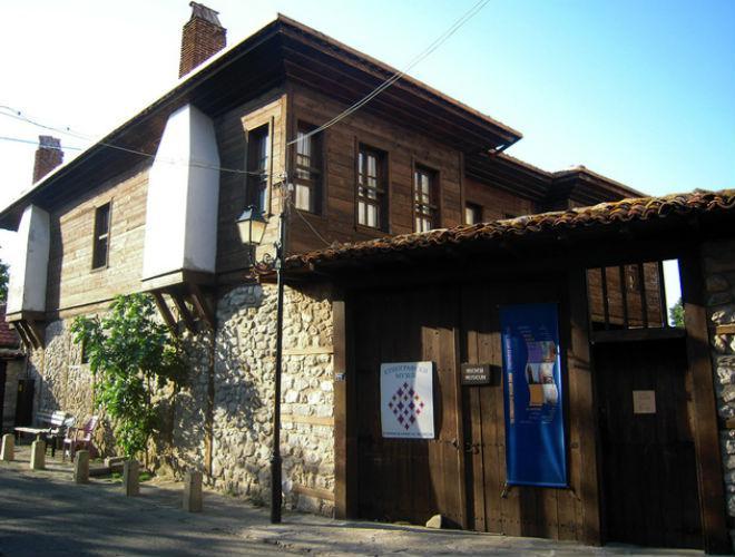 Несебр, Музей этнографии