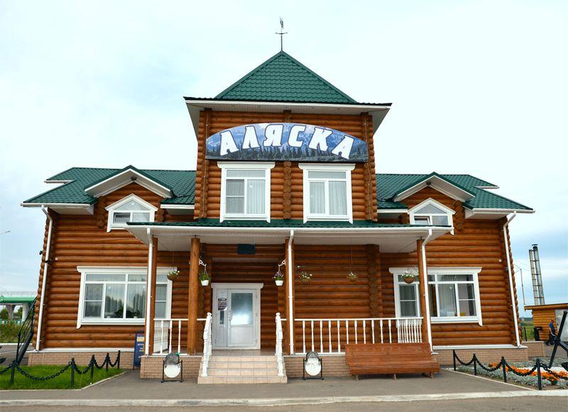 """Отель """"Аляска"""" в Тотьме"""