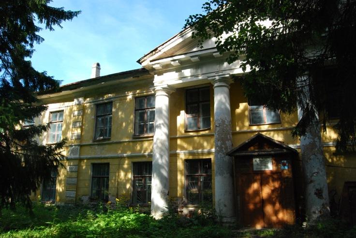 Путевой дворец в Торжке