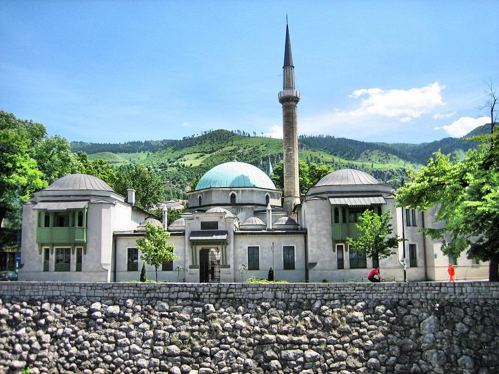 Императорская мечеть Сараева
