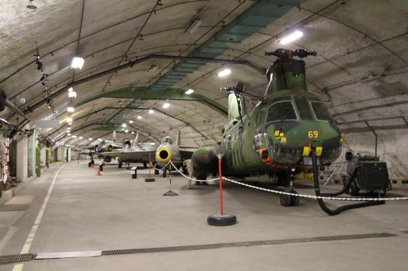 В музее истории авиации, Гетеборг, Швеция