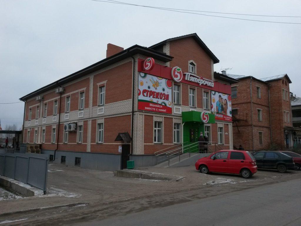 """Мини-отель """"Картуши"""" в Тотьме"""