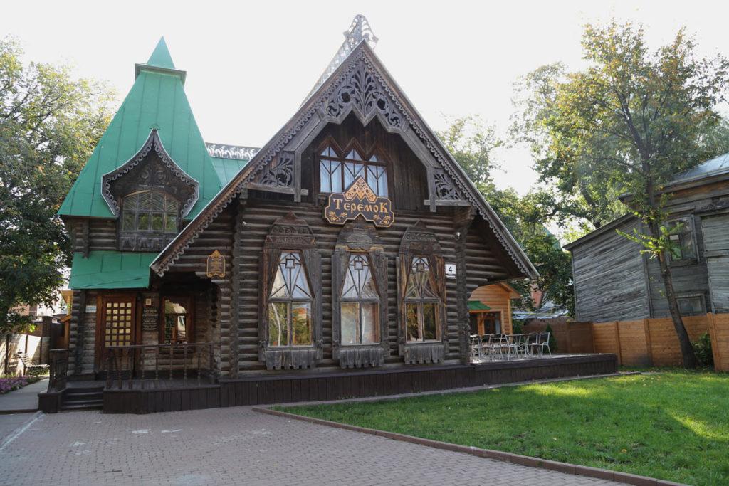 Теремок купца С.С Бокоунина в Ульяновске