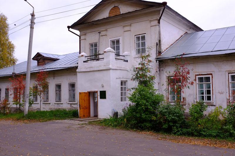 Гостиница «Монастырские кельи» в Тотьме