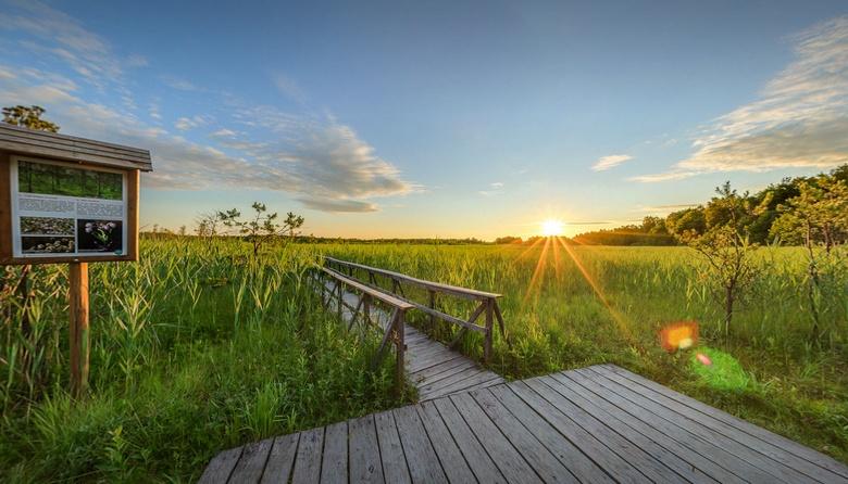 Белосток, Национальный парк Бебржанский