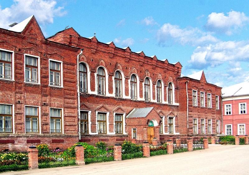 Политехнический колледж в здании Мариинской женской гимназии, Тотьма